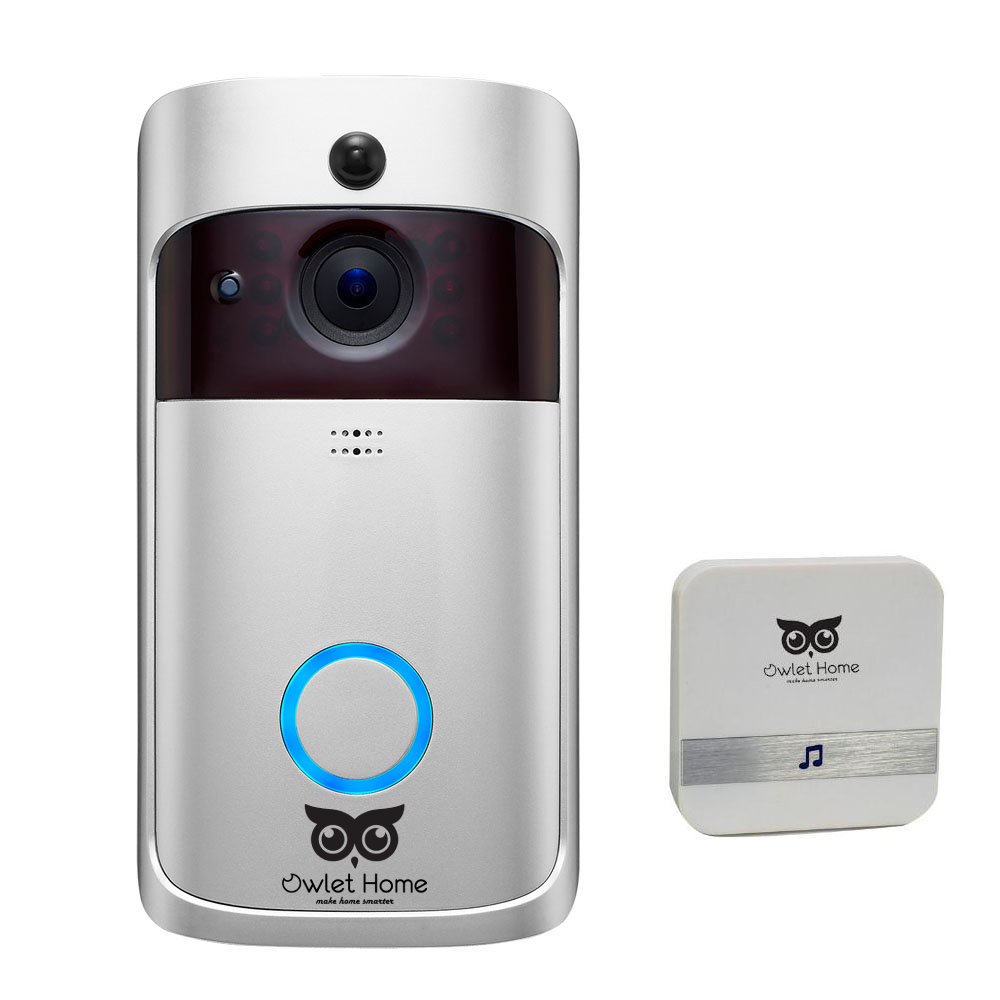 Owlet Home Smart Video Doorbell 3 on home safe, home bathroom, home computer, home mailbox, home pain, home security, home lock, home flooring, home tree, home chimney, home fire, home stove, home kitchen, home toilet, home shower, home lights, home ladder, home driveway, home refrigerator,